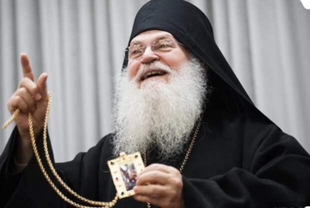 Афонский старец: «Бог покрывает Россию, бояться не надо»