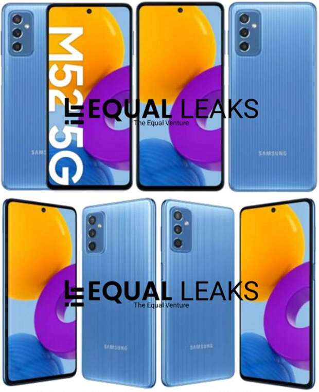 5000 мА·ч, 120 Гц, Snapdragon 778, 64 Мп. Названы все характеристики и стоимость Galaxy M52 5G – самого тонкого и злого монстра автономности Samsung