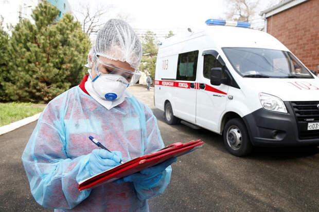 На Кубани зафиксировали суточный рекорд по заражению коронавирусом