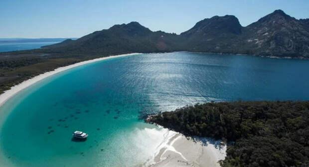 6 секретных пляжей, скрытых от всего мира