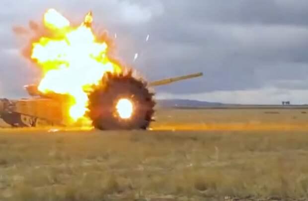 Гроза «Джавелинов» — новая система безопасности русских танков!