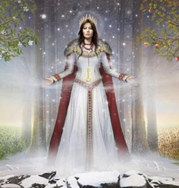 Сказы богини Мары о лжи и мороке