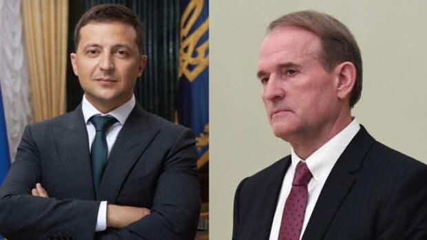 Зеленский прокомментировал решение суда отправить Медведчука под домашний арест
