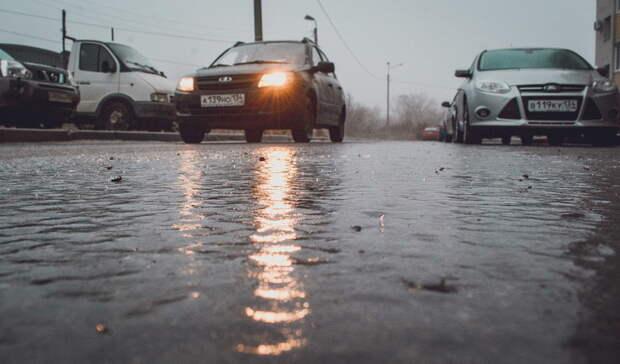 Невыезжать надороги порекомендовала ГИБДД водителям Свердловской области