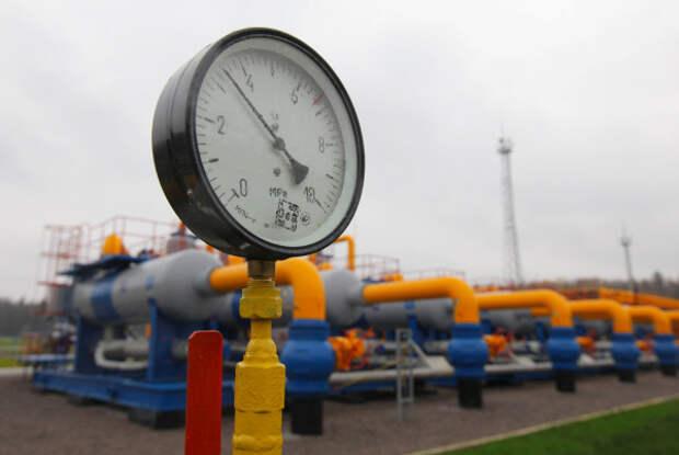 газопровод транзит