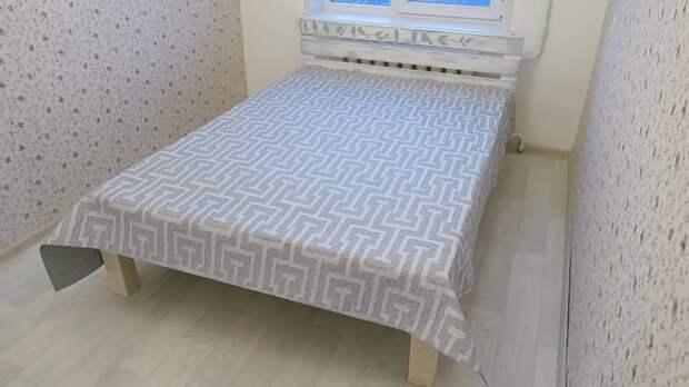 Не спешите покупать кровать — дешевле сделать самому!