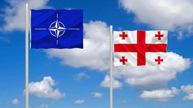 НАТО подтвердил, что Грузия в будущем станет членом альянса