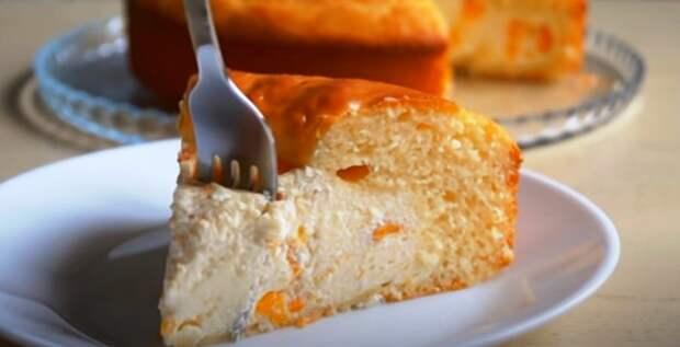 Готова печь его каждый день: бесподобный пирог-десерт. Так просто и так вкусно