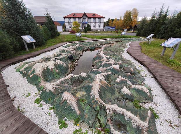 Экоцентр Байкальского заповедника