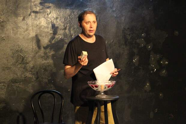 Театр «Парафраз» в Глазове покажет премьеру спектакля по Достоевскому в онлайн-формате
