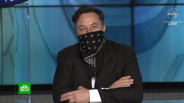 Маск передумал продавать Tesla за биткойны из-за их неэкологичности