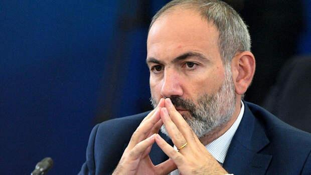 Пашинян призвал серьезно углубить военное сотрудничество Армении и России