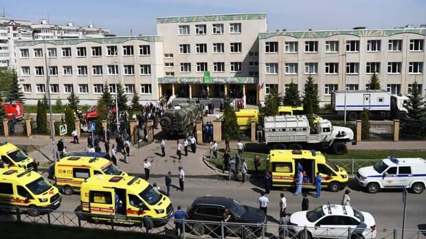 Ректор рассказала об устроившем стрельбу в казанской школе студенте