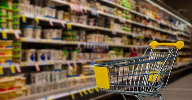 Власти сравнили рост цен на продукты в России и во всем мире