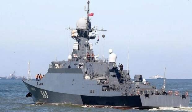 Sohu: неожиданный трюк РФ с корабельными двигателями привел Запад в бешенство