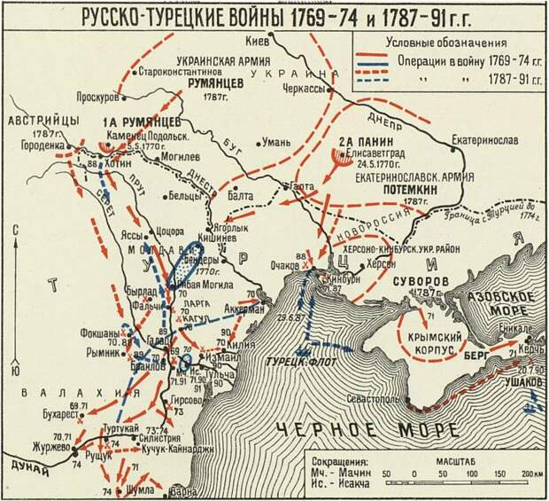 Разгром турецкой армии у Мачина и Браилова