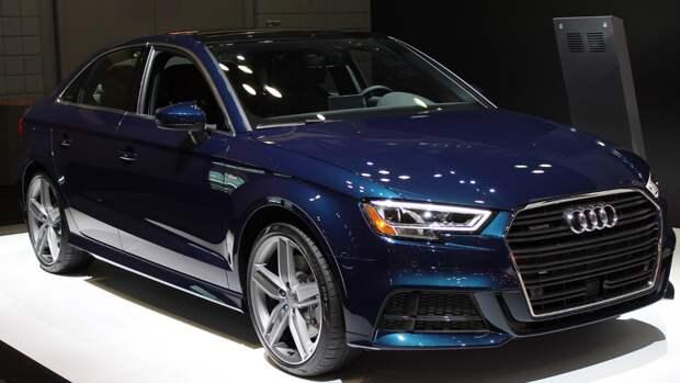 В России начался прием заявок на новые модели от Audi