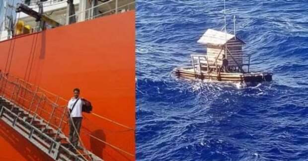 49 дней в океане — как Робинзон поневоле выживал в открытом океане (+видео)