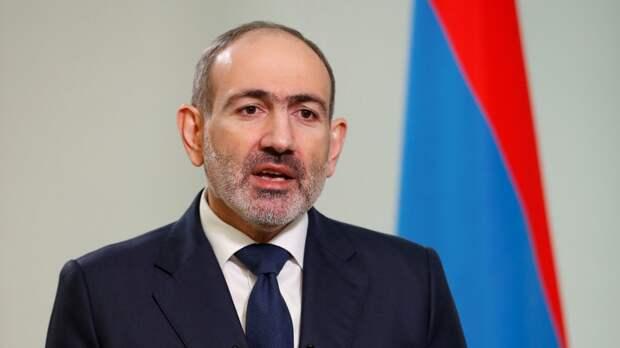 Пашинян заявил о тенденции к напряжённости на границе с Азербайджаном