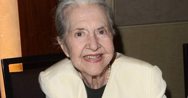 Умерла 93-летняя актриса из «Династии» и «Звездного пути»