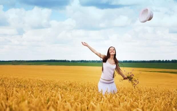 счастье, девушка, улыбка, настроения, радость, позитив | Позитив ...