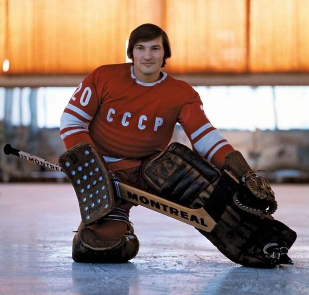 Владислав Третьяк: хоккей