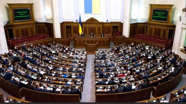 Владимир Зеленский подписал указ о роспуске Верховной рады Украины