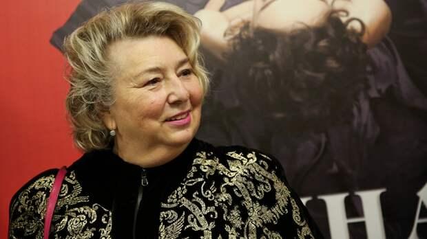 Татьяна Тарасова вступилась за участвующего в «Ледниковом периоде» Даню Милохина