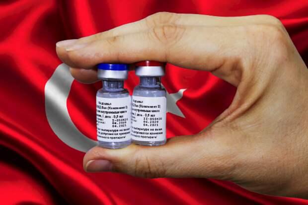 ТАСС: в Турции удалили статью об одобрении производства «Спутник V»