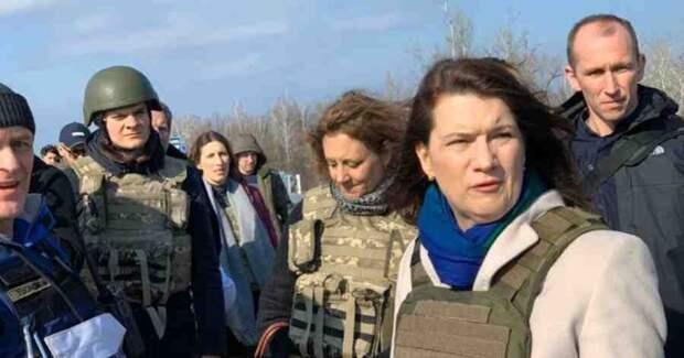 Председатель ОБСЕ посетит Украину с 13 по 15 июня