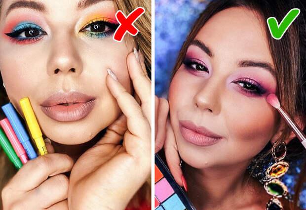 7 приемов в макияже, которые делают образ дорогим