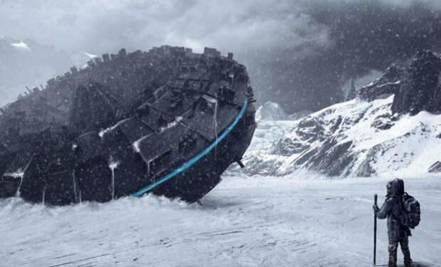 Аномалия в Антарктиде поставила в тупик ученых НАСА