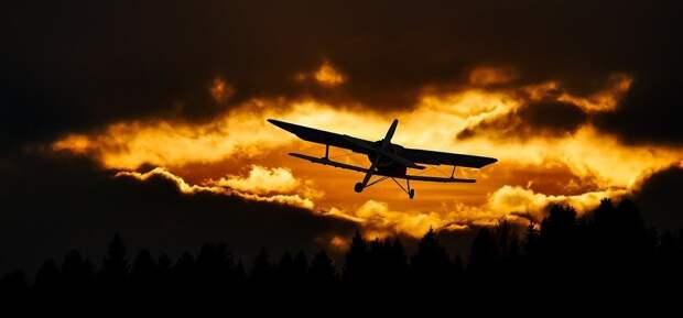 В Таганроге неизвестные ограбили «самолет Судного дня» Ил-80