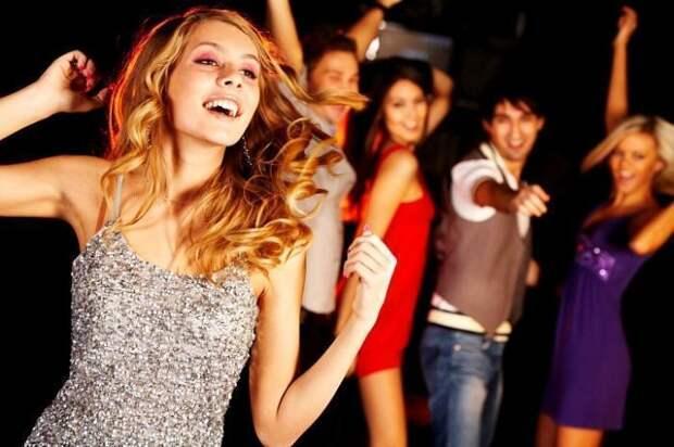 Эта девушка не танцует!
