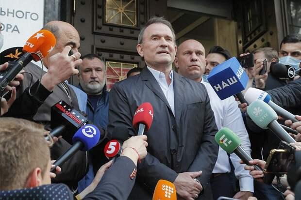Адвокаты Медведчука обжаловали его домашний арест