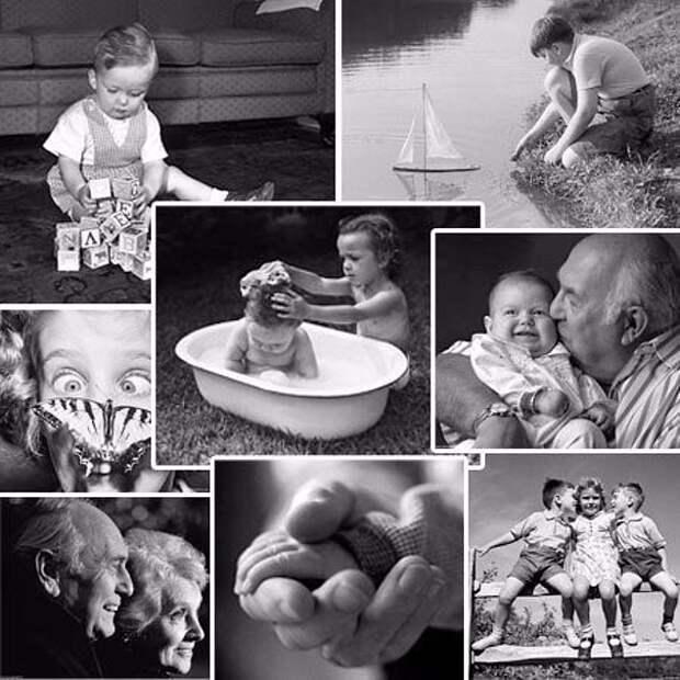 Берегите родителей, потому что пока они живы — мы дети!