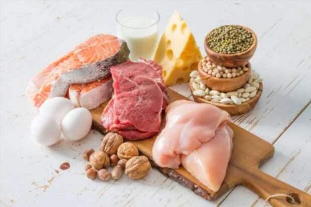 Сколько белка нужно употреблять в день на самом деле? (4 фото)