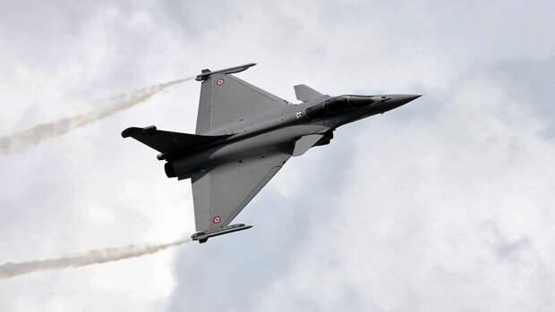 Во Франции начались летные испытания истребителей Rafale F4-1