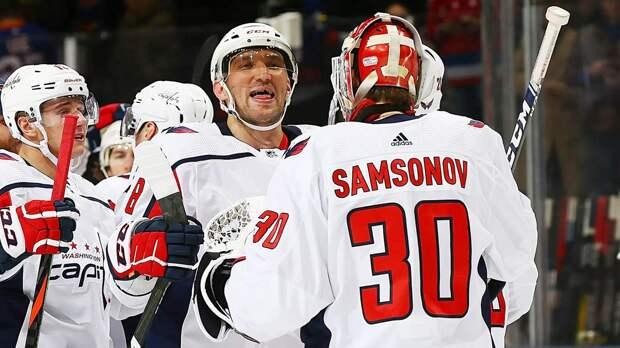 Овечкин эмоционально отреагировал на поражение «Вашингтона», сломав клюшку и обматерив Самсонова