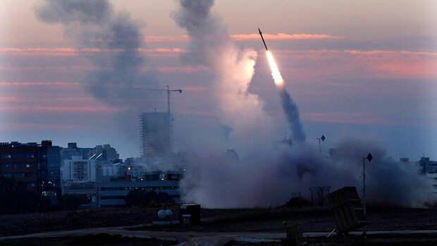 Израиль ответил на выпущенные из Ливана ракеты