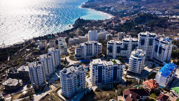 Эксперты оценили стоимость жилой недвижимости на черноморских курортах