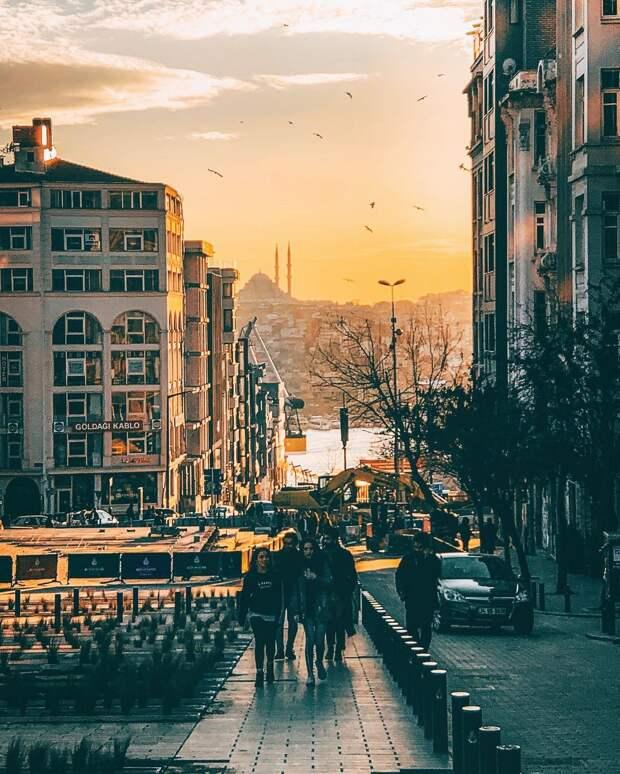 Очаровательные уличные панорамы, которые зовут в путь