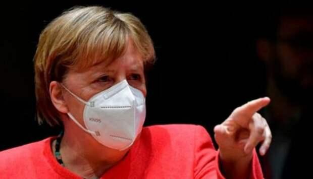 «Прощальная гастроль»: Меркель везёт в Киев окончательный ультиматум Запада »