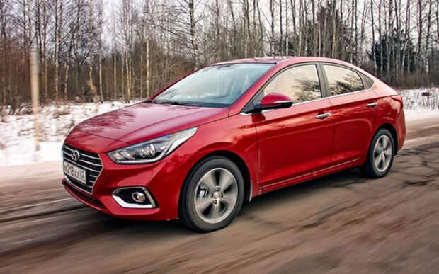 Hyundai Solaris 1.4: а он боец!