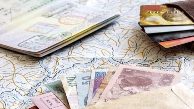 Какой банковской картой лучше всего пользоваться в путешествии?