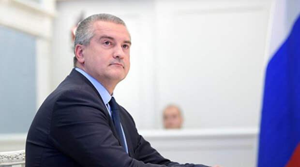 Аксёнов парировал Киеву относительно «освобождения от оккупации» и момента восстановления водоснабжения Крыма