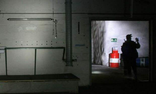 Поисковик пнул ржавую дверь, и за ней открылись подземные тоннели Вермахта