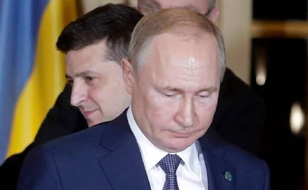 Путин отказался от переговоров с Зеленским – Офис президента