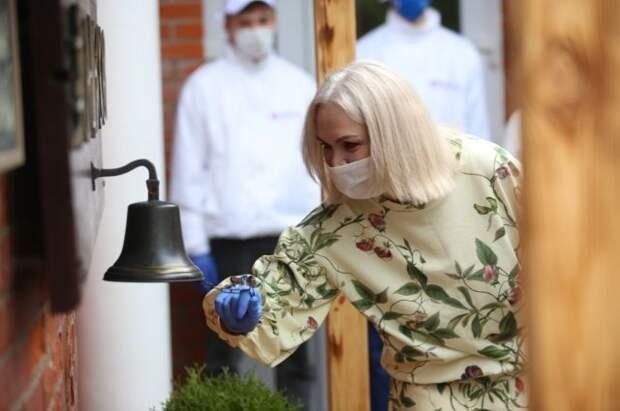 Перинатальный центр в Зеленограде отметил 55-летие со дня основания