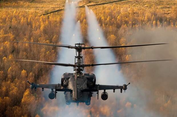 В Иране составили рейтинг лучших российских вертолетов